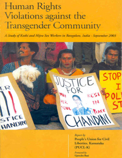 Human Rights Violations against the Transgender Community