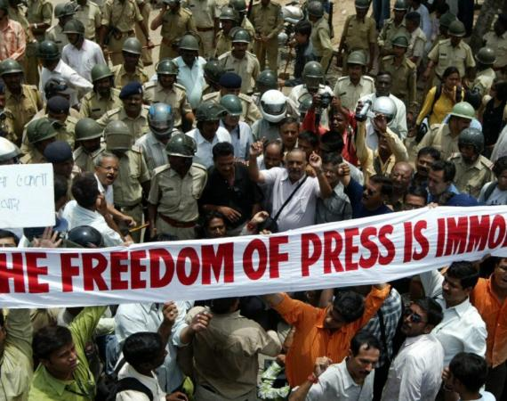 Stop criminalizing free speech, protect journalism